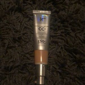 It cc+ color correcting full coverage cream